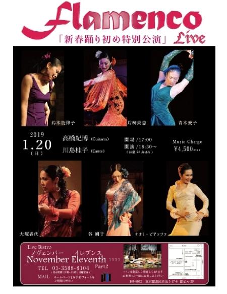 新春踊り初め特別公演20190120